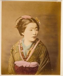 Chinese Maid