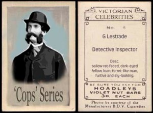 Cops Series Cards 350