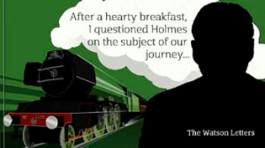 Holmes on the Train 350